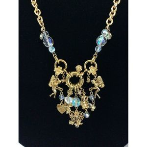 Kirks Folly Women Necklace Dancing with Fairies